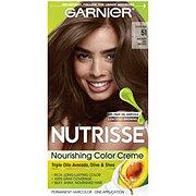 Garnier Nutrisse Nourishing Hair Color Creme 51 Medium Ash Brown Cool Tea