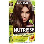 Garnier Nutrisse Nourishing Hair Color Creme 513 Medium Nude Brown