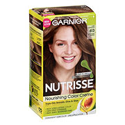 Garnier Nutrisse Nourishing Hair Color Creme 613 Light Nude Brown