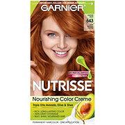 Garnier Nutrisse Nourishing Hair Color Creme 643 Light Natural Copper