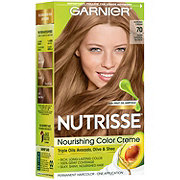 Garnier Nutrisse Nourishing Hair Color Creme 70 Dark Natural Blonde Almond Creme
