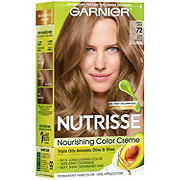 Garnier Nutrisse Nourishing Hair Color Creme 72 Dark Beige Blonde Sweet Latte