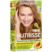 Garnier Nutrisse Nourishing Hair Color Creme 73 Dark Golden Blonde Honey Dip