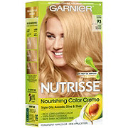 Garnier Nutrisse Nourishing Hair Color Creme 93 Light Golden Blonde Honey Butter