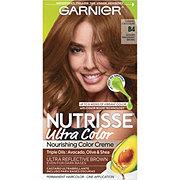 Garnier Nutrisse Ultra Color Nourishing Hair Color Creme B4 Caramel Chocolate