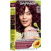 Garnier Nutrisse Ultra Color Nourishing Hair Color Creme BR3 Intense Burgundy