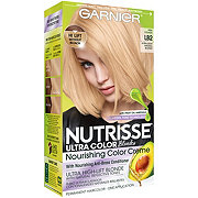 Garnier Nutrisse Ultra Color Nourishing Hair Color Creme LB2 Ultra Light Natural Blonde