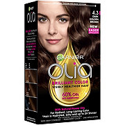 Garnier Olia Oil Powered Permanent Hair Color 4 3 Dark Golden Blonde