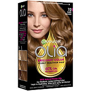 Garnier Olia Oil Powered Permanent Hair Color 7.0 Dark Blonde Hair Dye