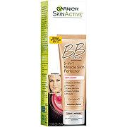 Garnier Skin Renew Anti-Aging Miracle Skin Perfector BB Cream, Light/Medium