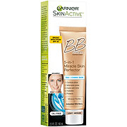 Garnier Skin Renew Miracle Skin Perfector BB Cream Combo/Oily, Light/Medium