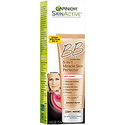 Garnier SkinActive BB Cream Anti-Aging Face Moisturizer, Light/Medium