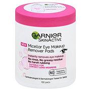 Garnier SkinActive Micellar Eye Makeup Remover Cotton Pads