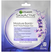 Garnier SkinActive Super Hydrating Sheet Mask, Anti-Fatigue