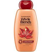 Garnier Whole Blend Maple Remedy Shampoo