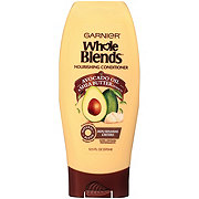 Garnier Whole Blends Conditioner with Avocado Oil & Shea Butter Extracts