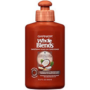 Garnier Whole Blends Leave-In Conditioner with Coconut Oil & Cocoa Butter Extracts