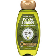 Garnier Whole Blends Replenishing Olive Shampoo