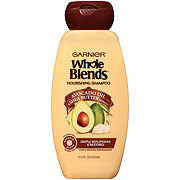 Garnier Whole Blends Shampoo with Avocado Oil & Shea Butter Extracts