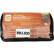 Garrett Valley All Natural Organic Uncured Turkey Bacon