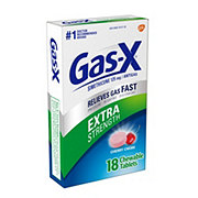 Gas-X Extra Strength Cherry Creme Chewables
