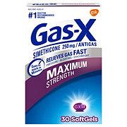 Gas X Maximum Strength Softgels