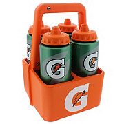 Gatorade 4PK Squeeze Bottle Carrier