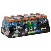 Gatorade Fierce 12 oz Bottles Variety Pack