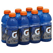 Gatorade Fierce Blue Cherry Thirst Quencher 20 oz Bottles