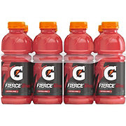 Gatorade Fierce Fruit Punch + Berry Thirst Quencher 20 oz Bottles