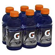 Gatorade Fierce Grape Thirst Quencher 12 oz Bottles