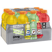 Gatorade Flavors From Home Thirst Quencher Variety Pack 20 oz Bottles