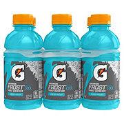 Gatorade Frost Glacier Freeze 12 oz Bottles