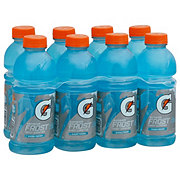 Gatorade Frost Glacier Freeze Thirst Quencher 20 oz Bottles