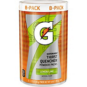 Gatorade G Series Lemon-Lime Thirst Quencher Powder Packs