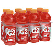 Gatorade G2 Low Calorie Fruit Punch Thirst Quencher 20 oz Bottles