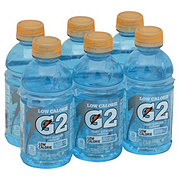 Gatorade G2 Low Calorie Glacier Freeze Thirst Quencher 12 oz Bottles