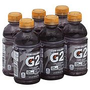 Gatorade G2 Low Calorie Grape Thirst Quencher 12 oz Bottles