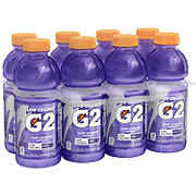 Gatorade G2 Low Calorie Grape Thirst Quencher 20 oz Bottles