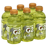 Gatorade G2 Low Calorie Lemon-Lime Thirst Quencher 12 oz Bottles