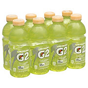 Gatorade G2 Low Calorie Lemon-Lime Thirst Quencher 20 oz Bottles