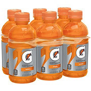 Gatorade Orange Thirst Quencher 12 oz Bottles