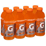 Gatorade Orange Thirst Quencher 20 oz Bottles