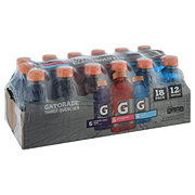 Gatorade Thirst Quencher Variety Pack 12 oz Bottles
