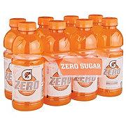 Gatorade Zero Sugar Orange Thirst Quencher 20 oz Bottles