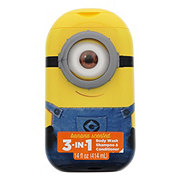 GBG Beauty Minions 3 In 1 Body Wash Shampoo and Conditioner