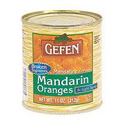 Gefen Broken Segments Mandarin Oranges In Light Syrup