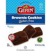 Gefen Gluten Free Brownie Cookies