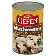 Gefen Mushrooms Pieces And Stems