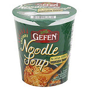 Gefen Vegetable Flavor Instant Noodle Soup